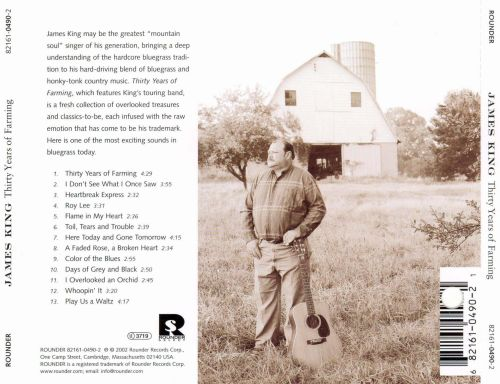 Thirty Years of Farming