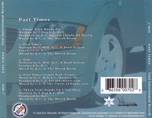 Past Times [EP]