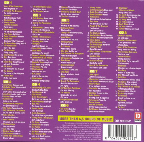 Greatest Hits Of The 60 S Various Artists Songs