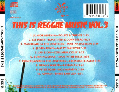 This Is Reggae Music, Vol. 2