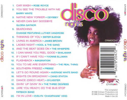 Disco Nights [MCA Special Products]