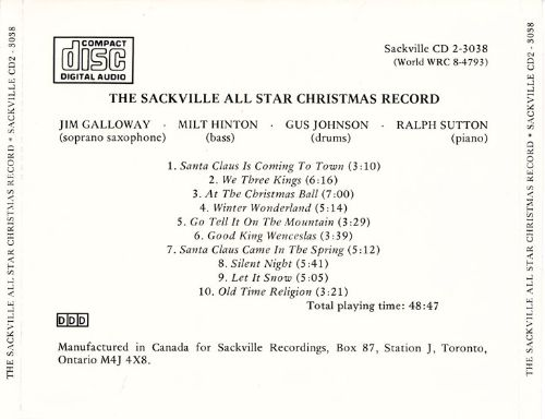 The Christmas Record