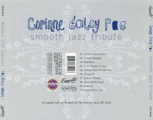 Smooth Jazz Tribute to Corinne Bailey Rae