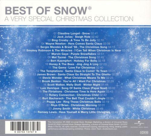 Best of Snow: A Very Special Christmas