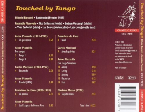 Touched by Tango