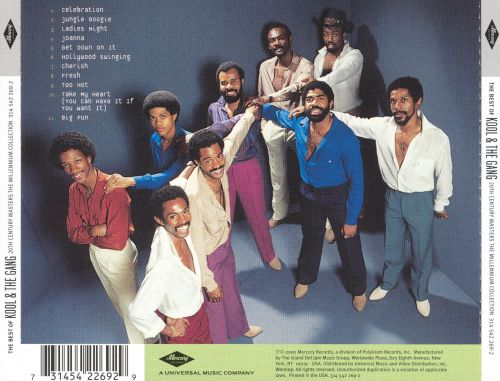 20th Century Masters: The Millennium Collection: Best of Kool & The Gang