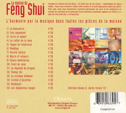 collection la maison du feng shui various artists songs reviews credits allmusic. Black Bedroom Furniture Sets. Home Design Ideas