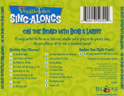 VeggieTales: On the Road With Bob & Larry