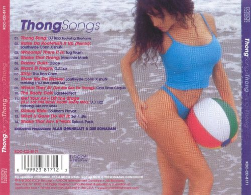 Thong Song Album
