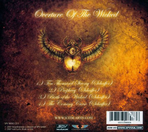 Overture of the Wicked