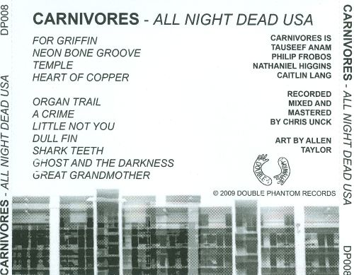 All Night Dead USA