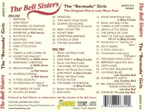 The Bermuda Girls: The Original Hits and Lots More