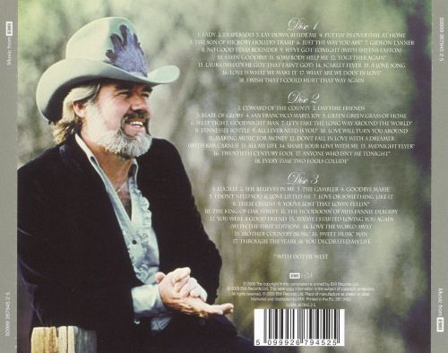 The Best of Kenny Rogers [EMI 2009]