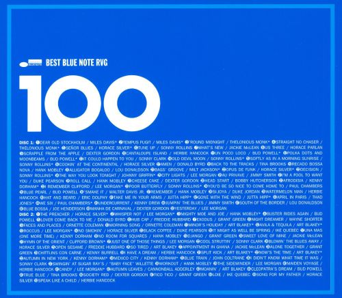 Best Blue Note RVG Collection 100
