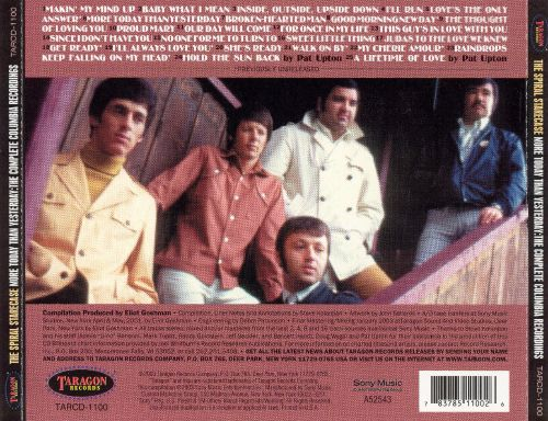 More Today Than Yesterday: The Complete Columbia Recordings