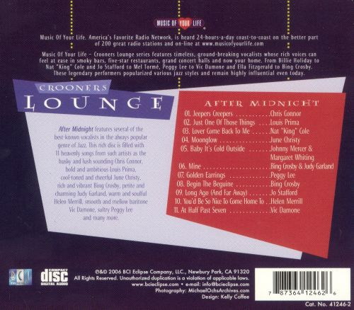 Crooners Lounge: After Midnight