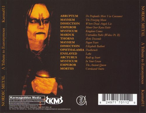 Nordic Metal: A Tribute to Euronymous