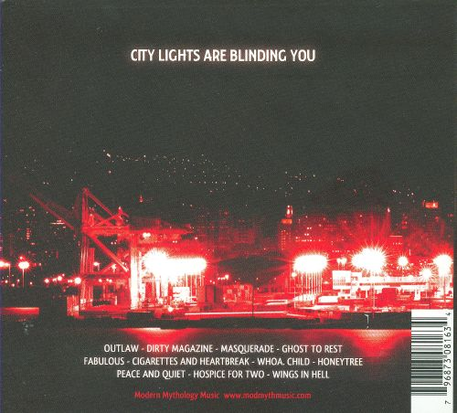 City Lights Are Blinding You