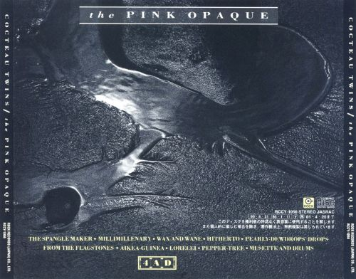 The Pink Opaque
