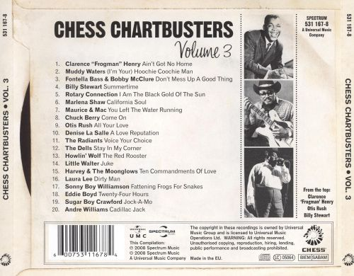 Chess Chartbusters, Vol. 3