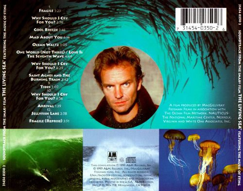 The Living Sea [Featuring the Music of Sting]