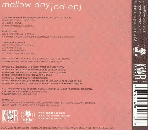 Mellow Day [EP]