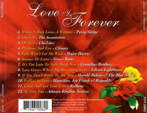 Love Is Forever - Various Artists | Songs, Reviews, Credits | AllMusic
