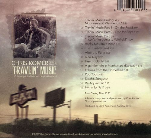 Travlin' Music