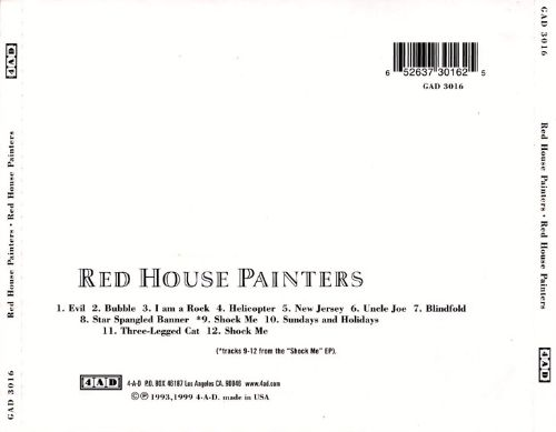 Red House Painters [II]
