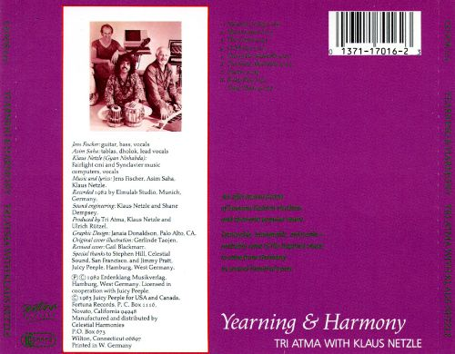 Yearning & Harmony