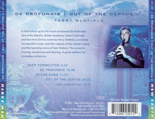 De Profundis: Out of the Depths, Vol. 2