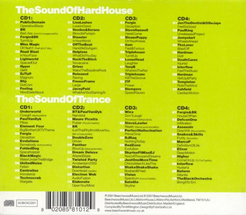 Sound of Trance and Hard House