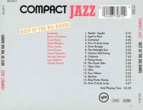 The Compact Jazz: Best of the Big Bands