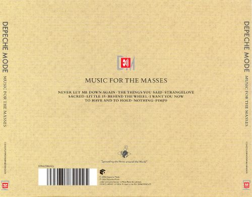 Music for the Masses