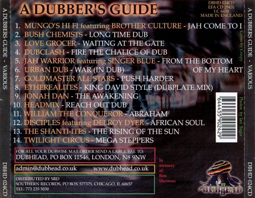 A Dubbers Guide