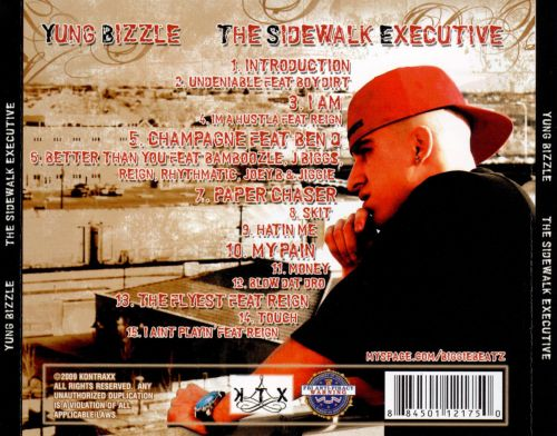 The Sidewalk Executive