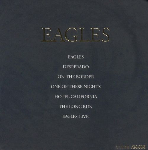 Eagles [Box Set]