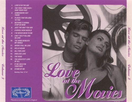 Love at the Movies, Vol. 3