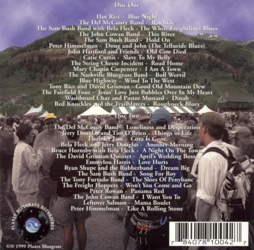 Telluride Bluegrass Festival: Alive at 25