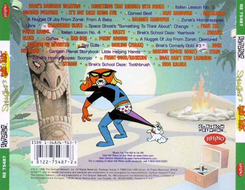 Space Ghost Surf & Turf: 22 Tiki-Torched Tunes