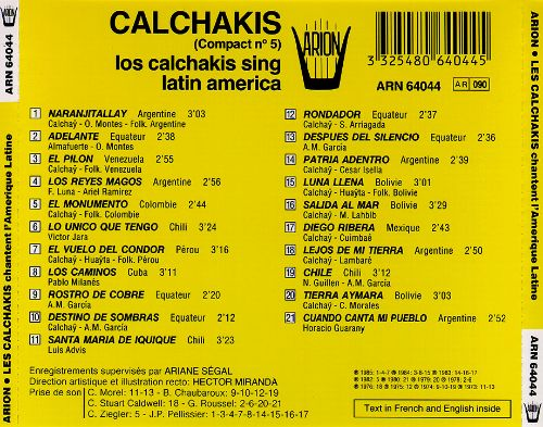 Latin-American Songs