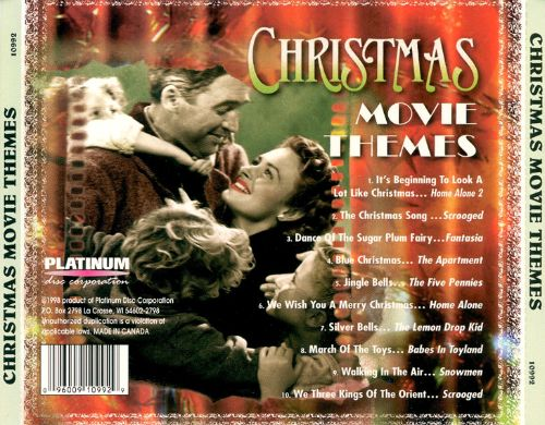 Christmas Movie Themes