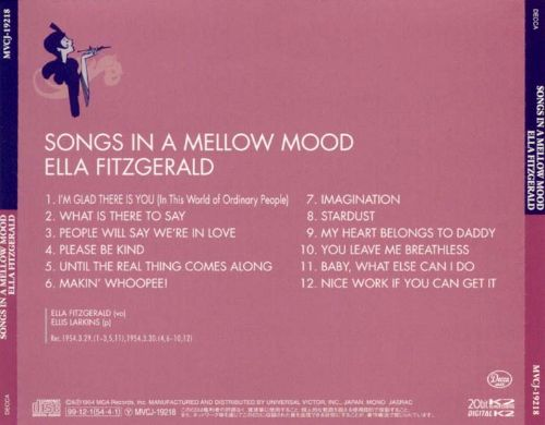 Songs in a Mellow Mood