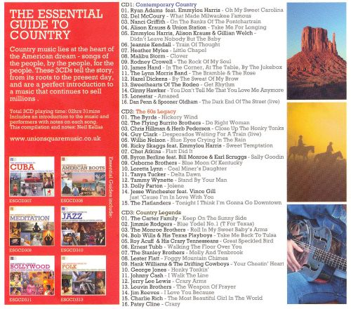 The Essential Guide to Country [Essential Guide]