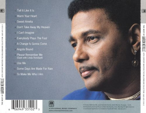 20th Century Masters - The Millennium Collection: The Best of Aaron Neville
