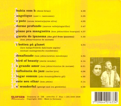 Bossa and You: Brazilian Summer Moods