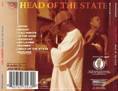 Head of the State