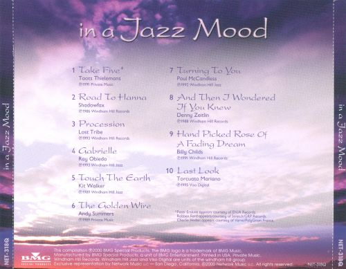 In a Jazz Mood [BMG Special Products]