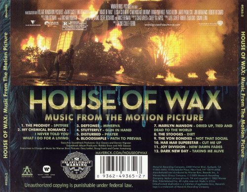 House of Wax: Music from the Motion Picture