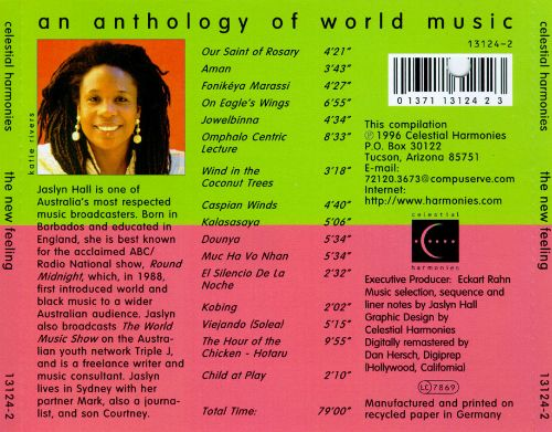 The New Feeling: An Anthology of World Music